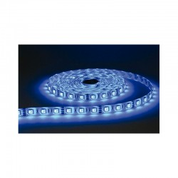 Ruban Led Bleu 5M 150 leds 7,2W/m  IP65 24V