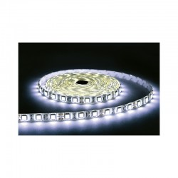 Ruban led Blanc neutre 5M 300 leds 14,4W/m IP65 24V