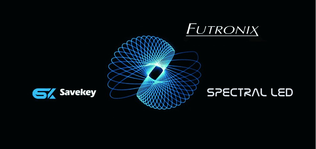 Spectral-solutions Spectral-Led Futronix Savekey Vision-el